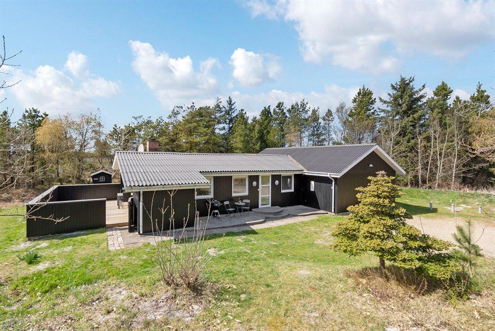 Ferienhaus in Römö, Sydöen für 8 Personen