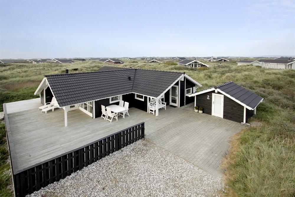Ferienhaus in Nörlev für 8 Personen