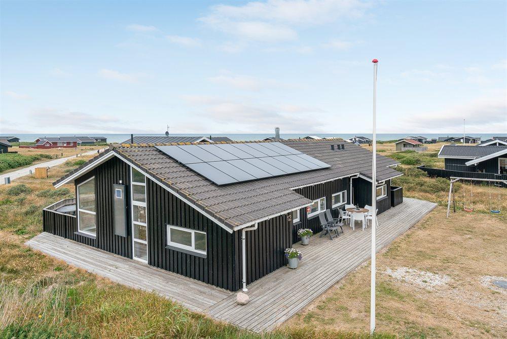 Ferienhaus in Nörlev für 12 Personen