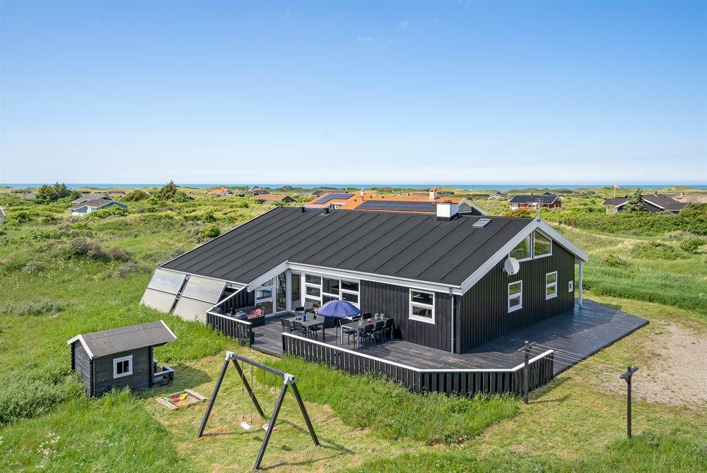 Ferienhaus in Nörlev für 14 Personen
