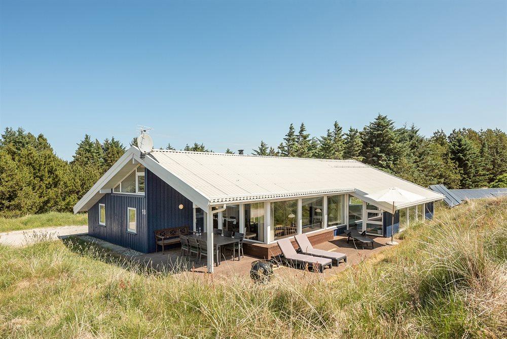 Ferienhaus in Blokhus für 10 Personen