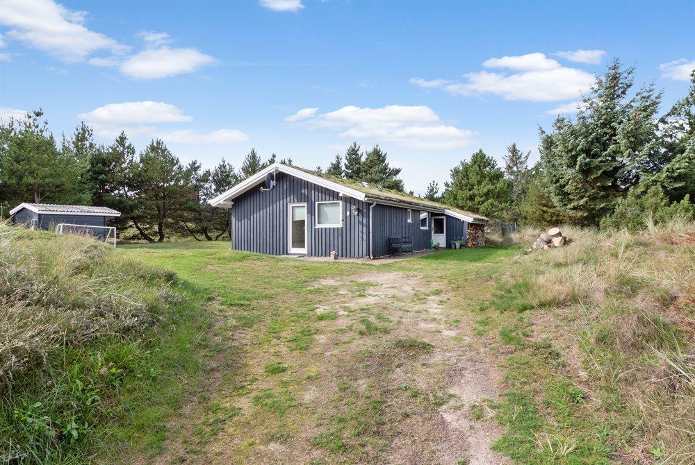 Ferienhaus in Blokhus für 4 Personen