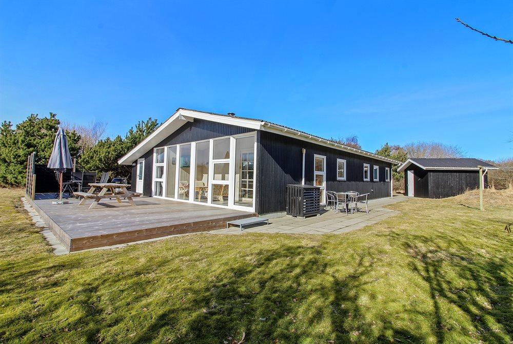Ferienhaus in Fanö, Rindby Strand für 7 Personen