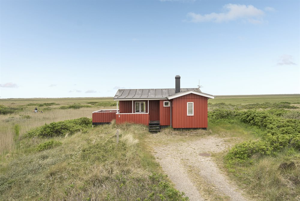 Ferienhaus in Römö, Lakolk für 4 Personen