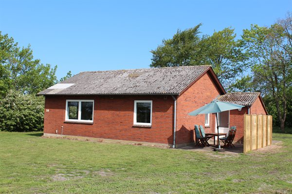 Ferienhaus in Lögumkloster für 4 Personen