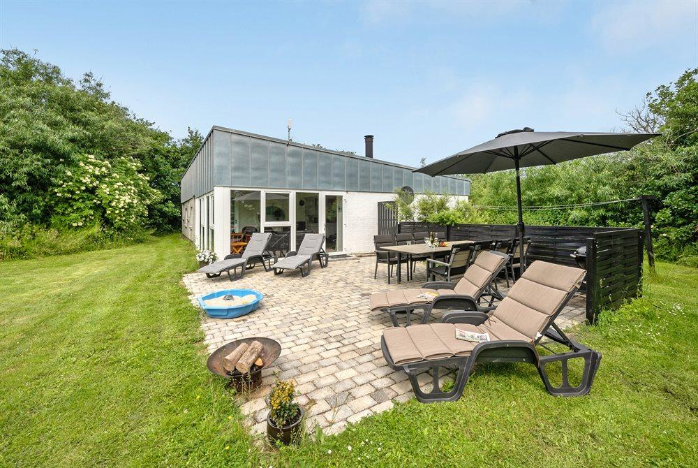 Ferienhaus in Söndervig für 8 Personen