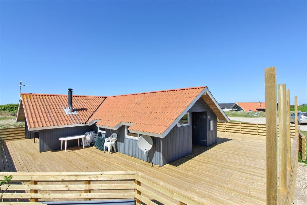 Ferienhaus in Haurvig für 6 Personen
