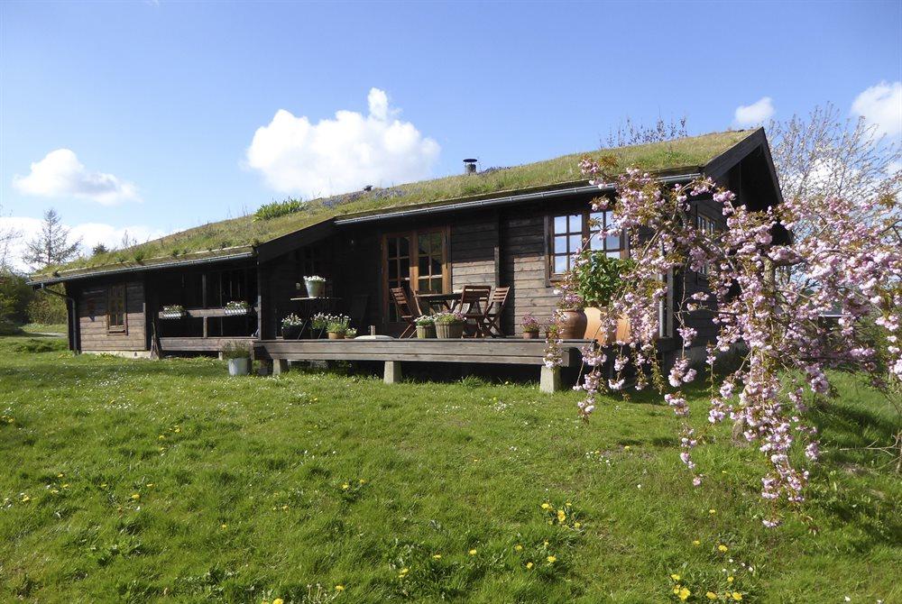 Ferienhaus in Fölle Strand für 10 Personen