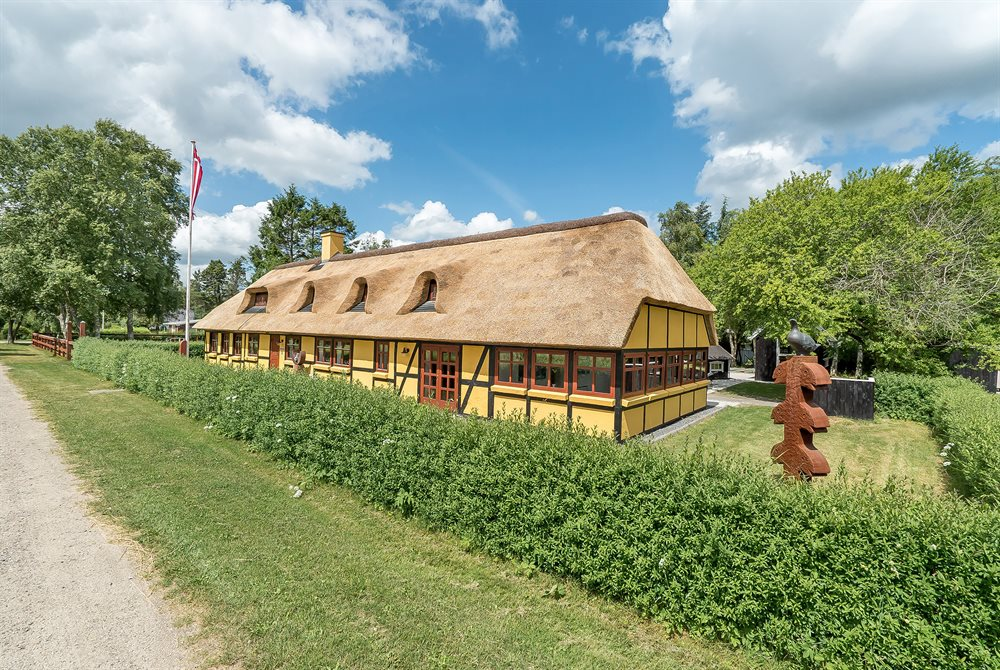 Ferienhaus in Bisnap, Hals für 16 Personen