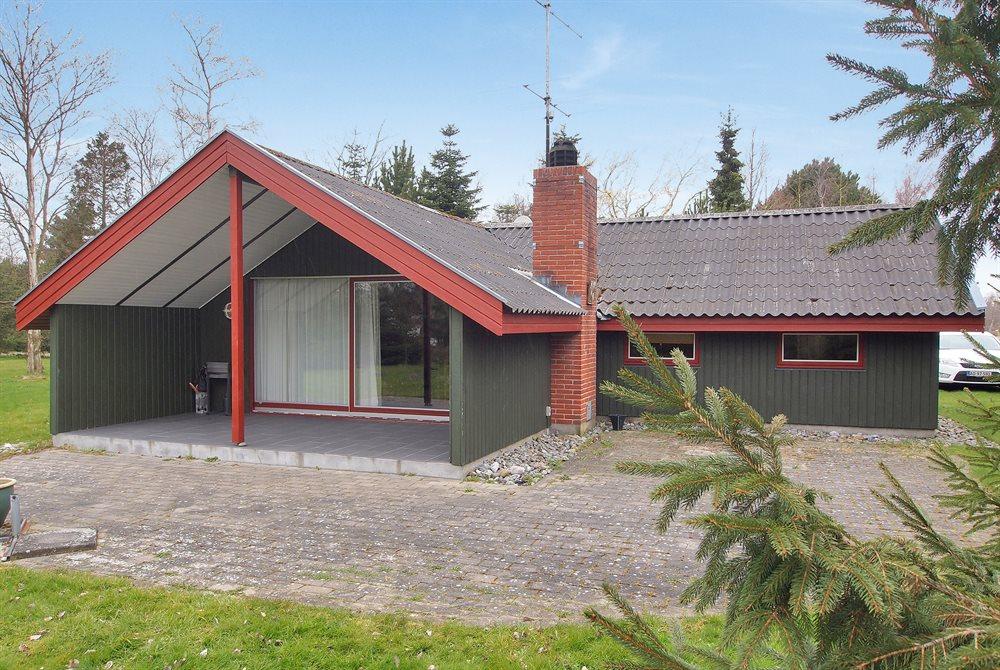 Ferienhaus in Gedesby für 6 Personen