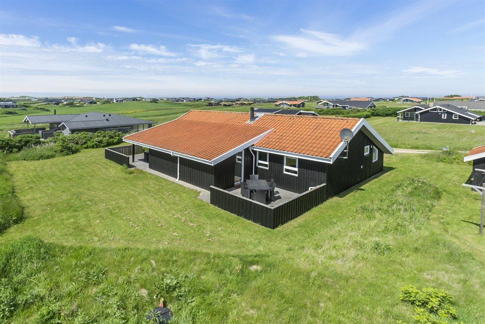 Ferienhaus in Lökken für 10 Personen