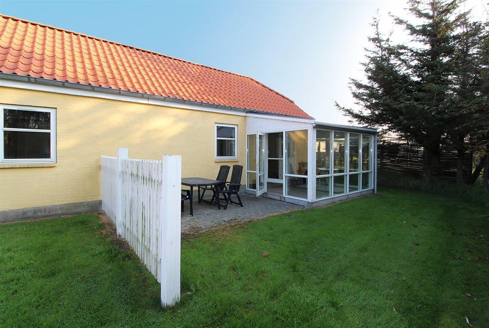 Ferienhaus in Lökken für 2 Personen