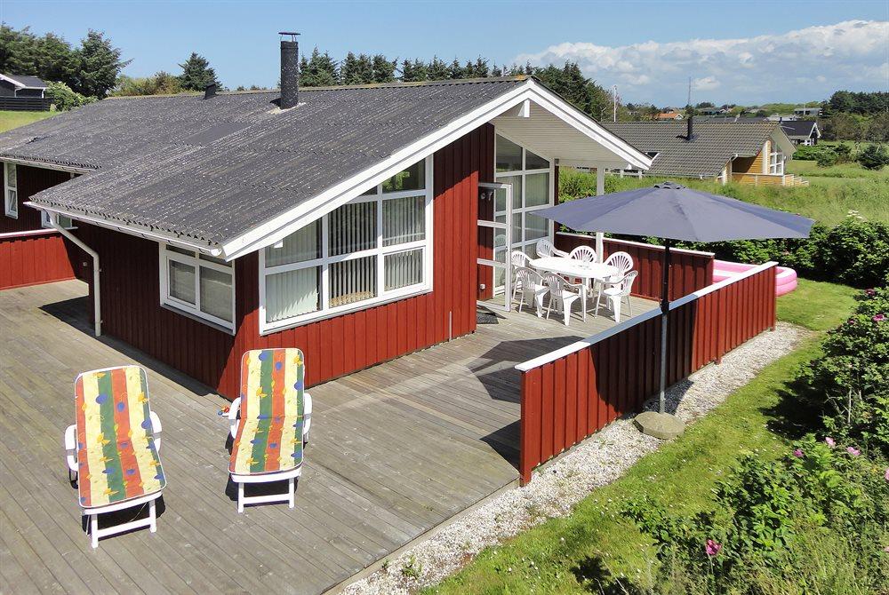 Ferienhaus in Lönstrup für 8 Personen