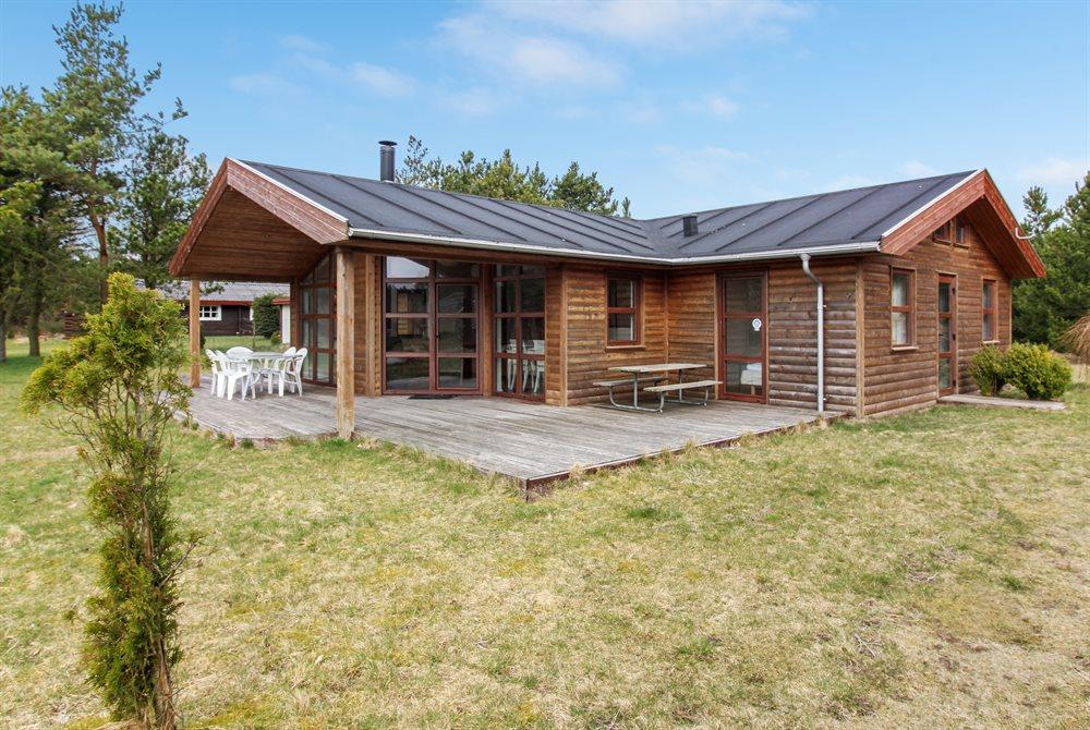 Ferienhaus in Stauning für 10 Personen