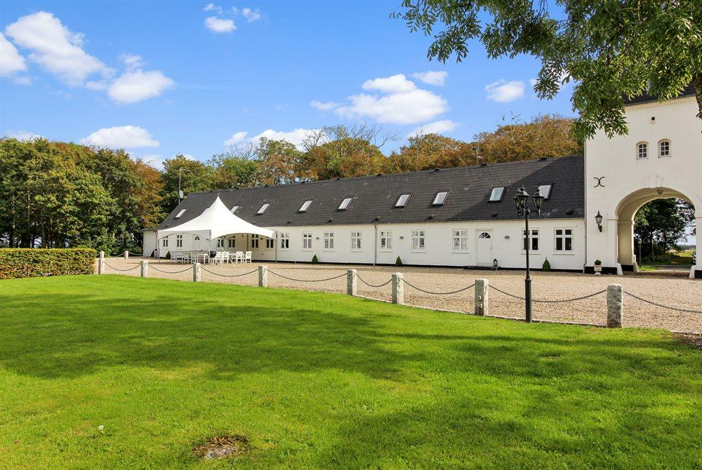 Ferienhaus in Vester Husby für 22 Personen