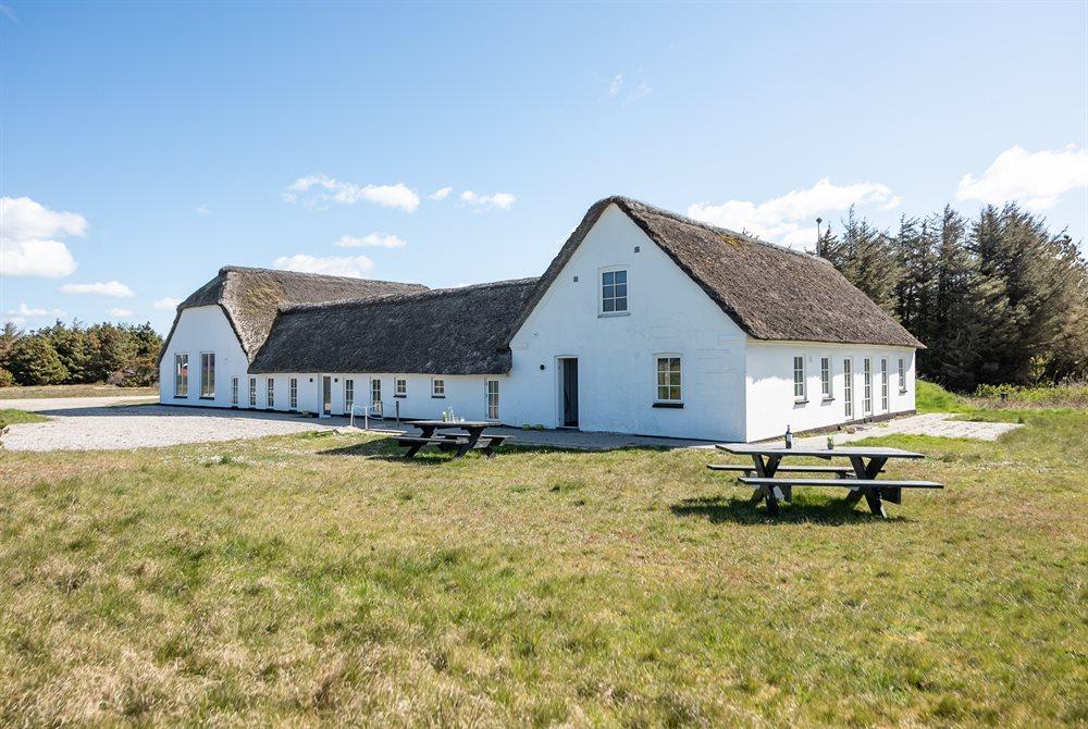 Ferienhaus in Vester Husby für 14 Personen