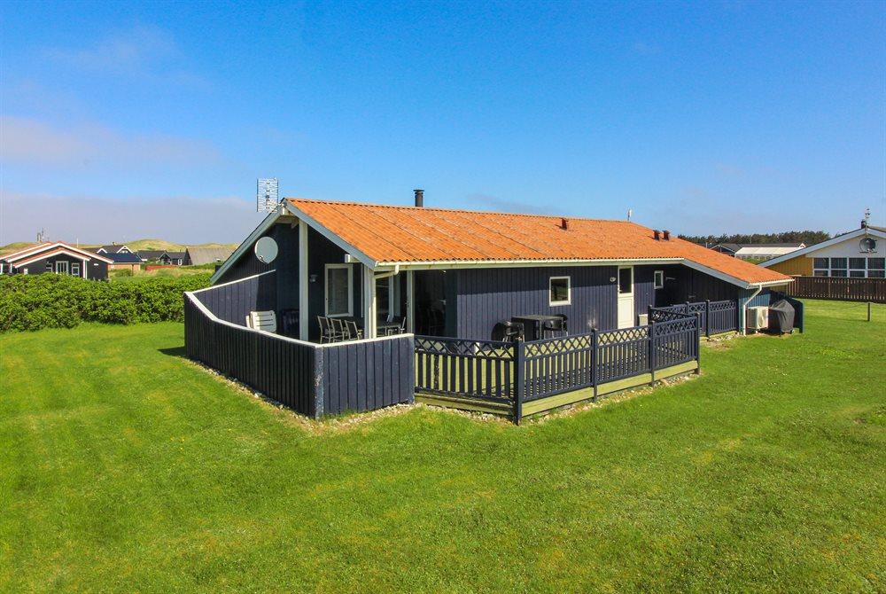 Ferienhaus in Vejlby Klit für 6 Personen