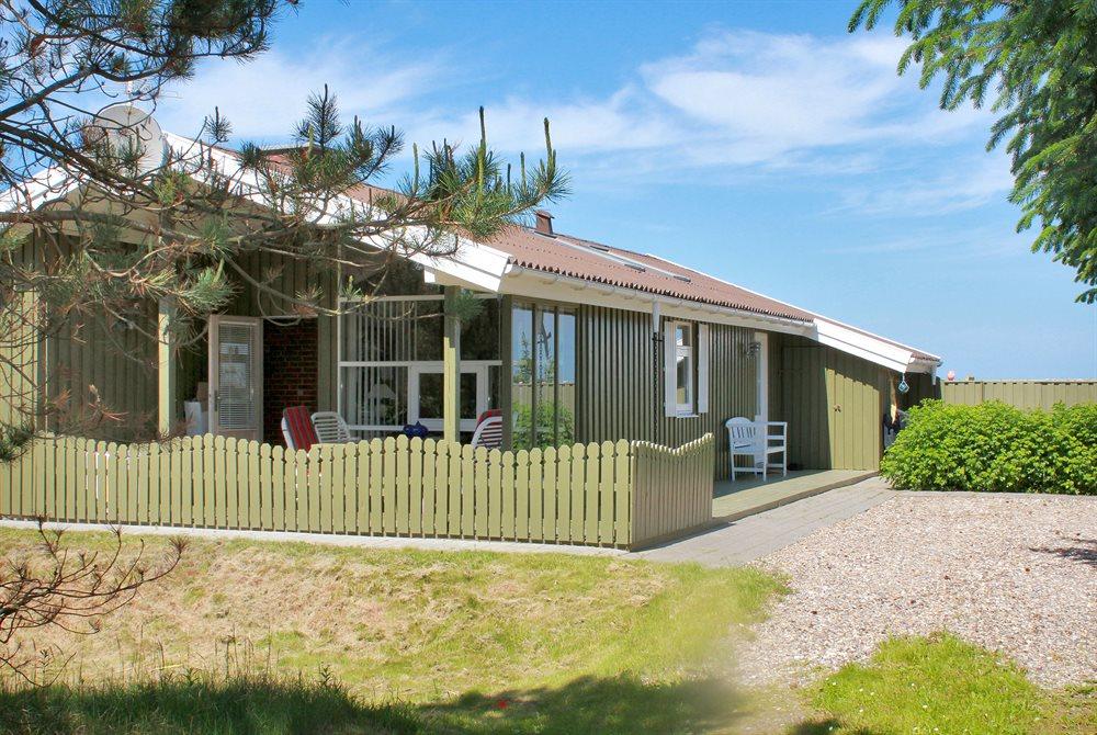 Ferienhaus in Thorup Strand für 6 Personen