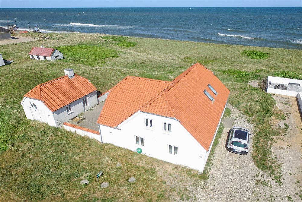Ferienhaus in Lild Strand für 10 Personen