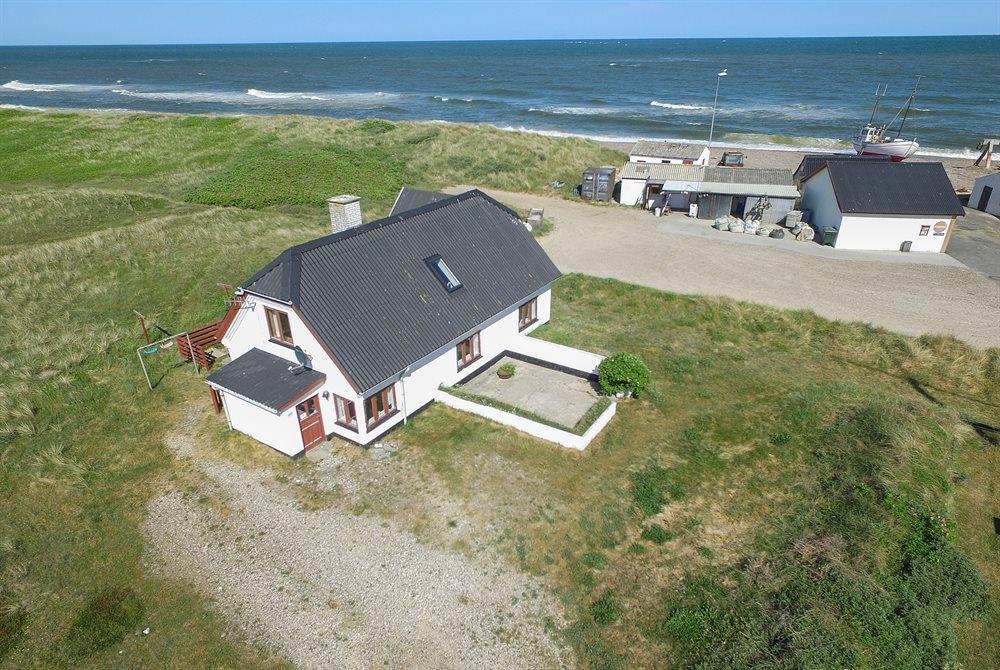 Ferienhaus in Lild Strand für 8 Personen