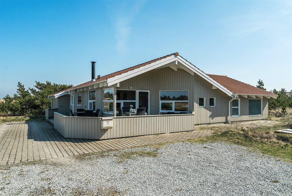 Ferienhaus in Klitmöller für 10 Personen
