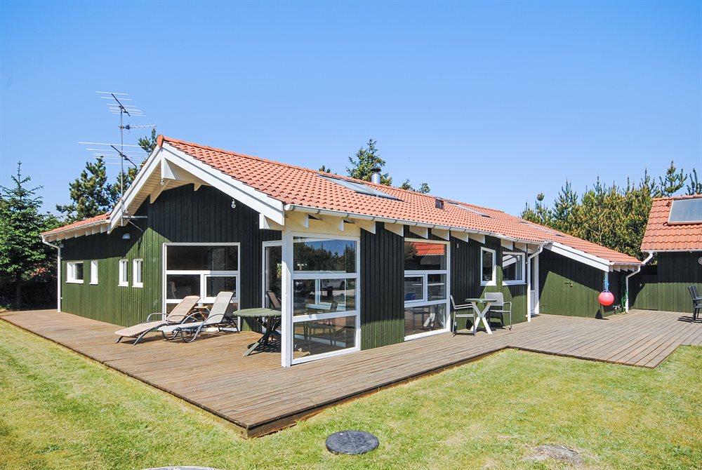 Ferienhaus in Klitmöller für 8 Personen