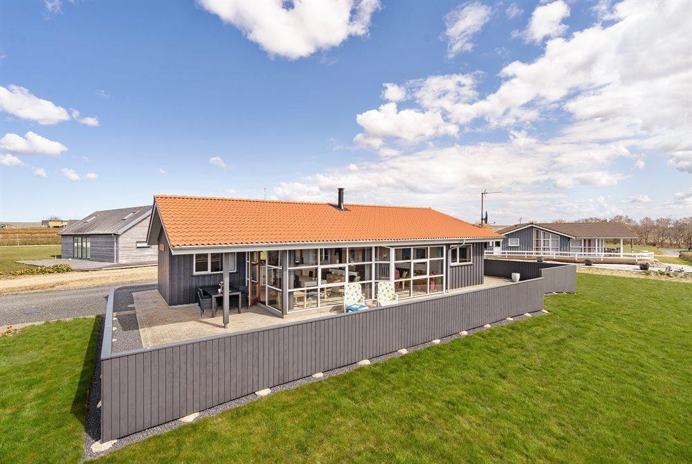 Ferienhaus in Ejsingholm für 8 Personen