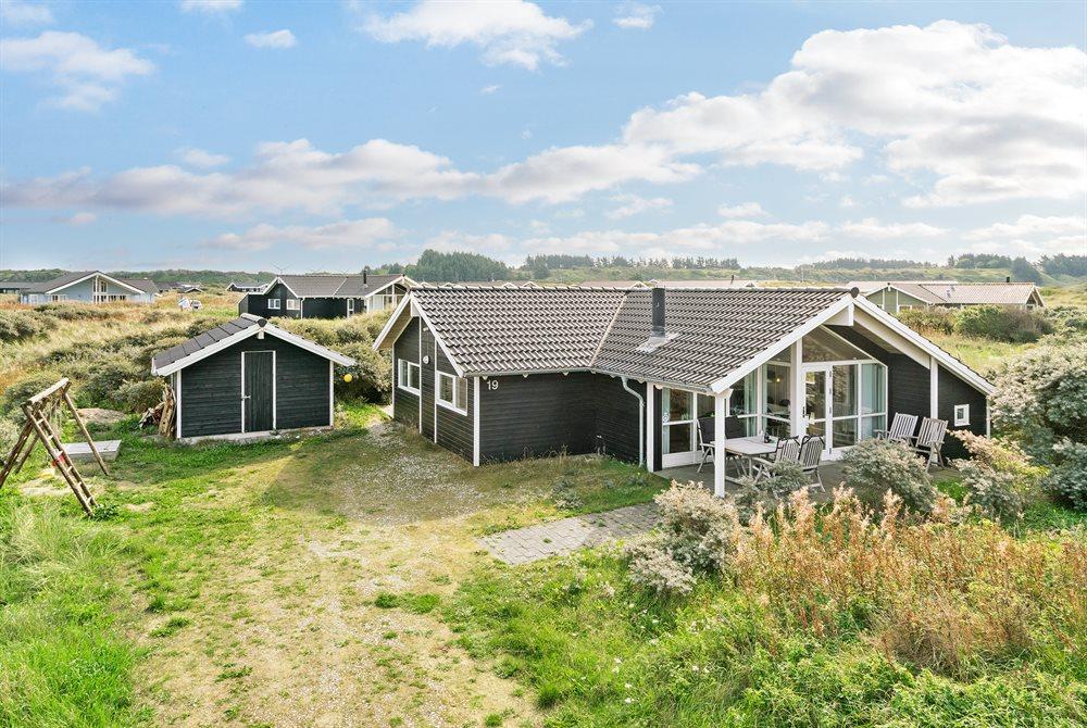 Ferienhaus in Nörlev für 6 Personen