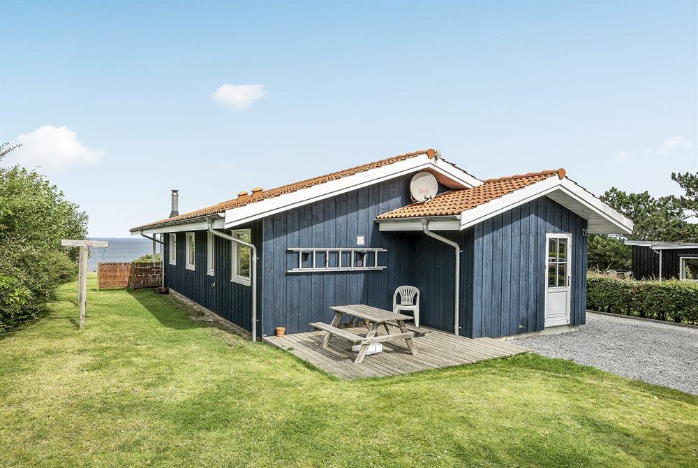 Ferienhaus in Bro Strand für 6 Personen