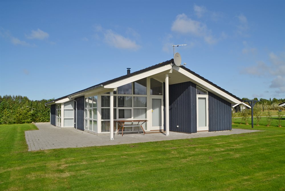 Ferienhaus in Kollerup für 6 Personen