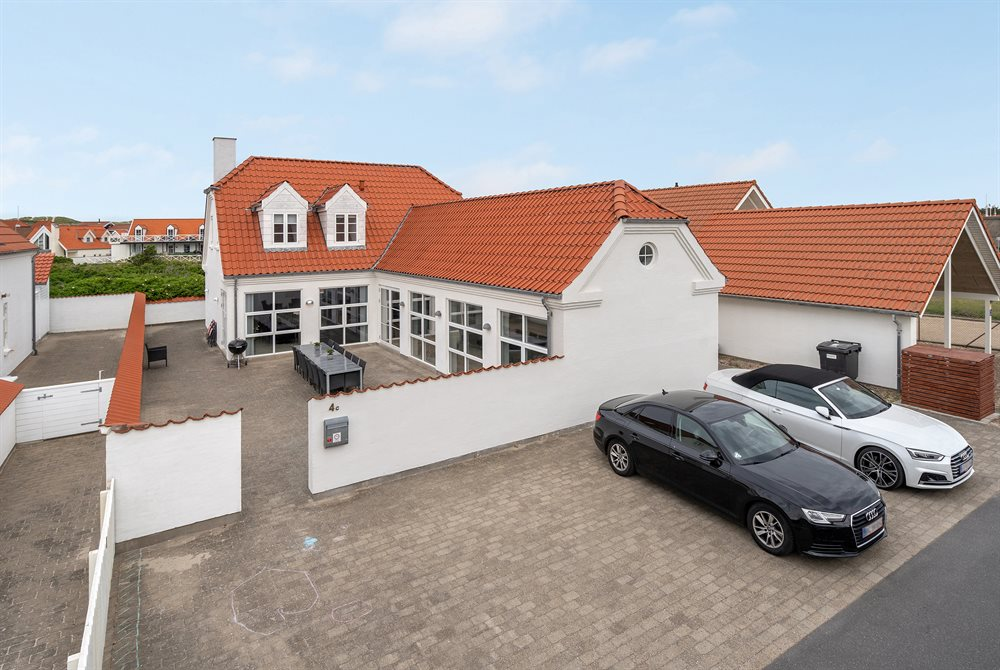 Ferienhaus in Blokhus für 12 Personen