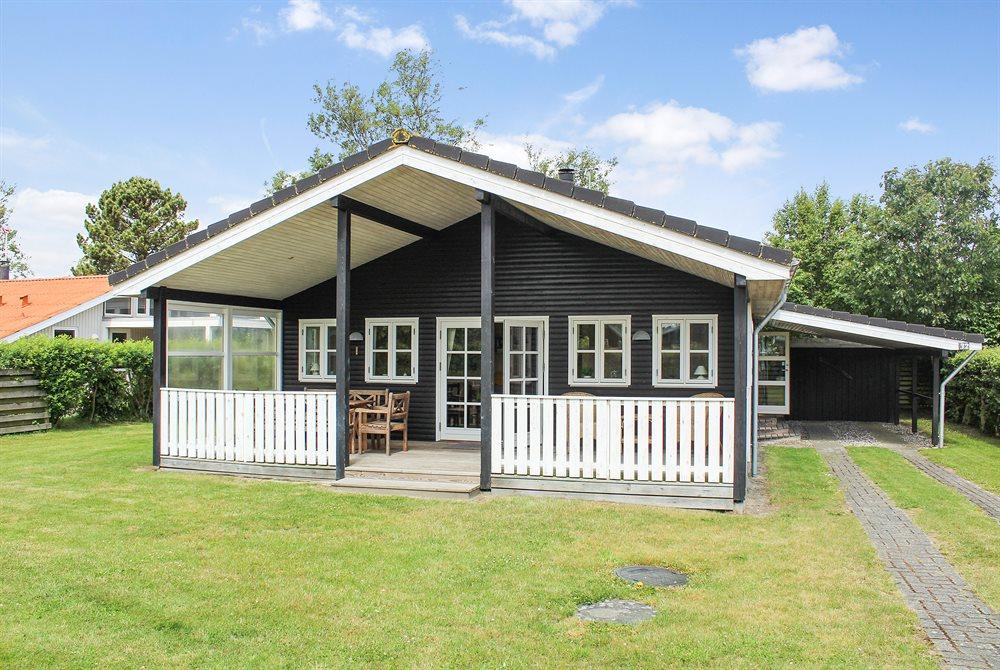 Ferienhaus in Øster Hurup für 8 Personen