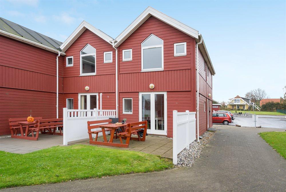 Ferienhaus in Øster Hurup für 6 Personen