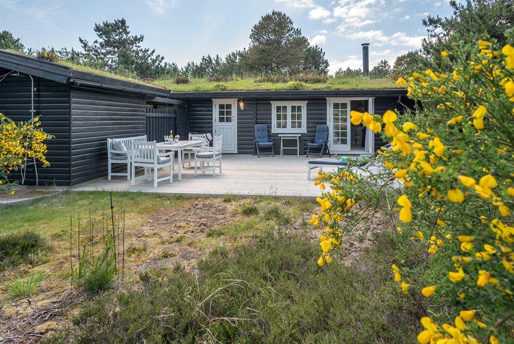 Ferienhaus in Själlands Odde für 4 Personen