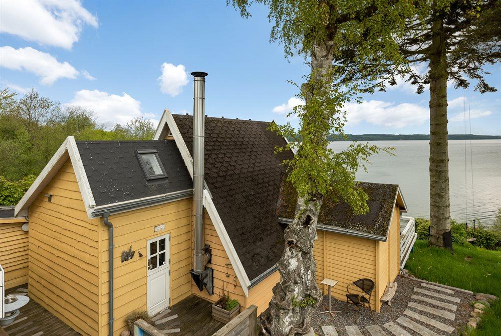 Ferienhaus in Hvidbjerg für 4 Personen