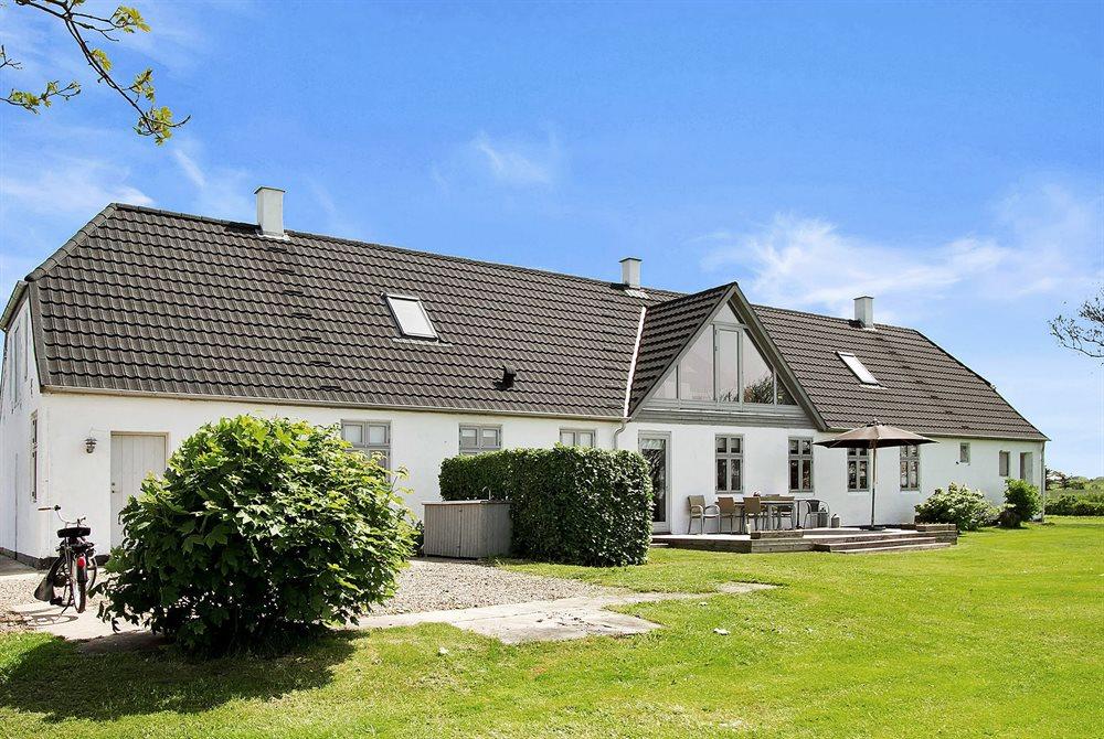 Ferienhaus in Kärgarden, Vestervig für 10 Personen