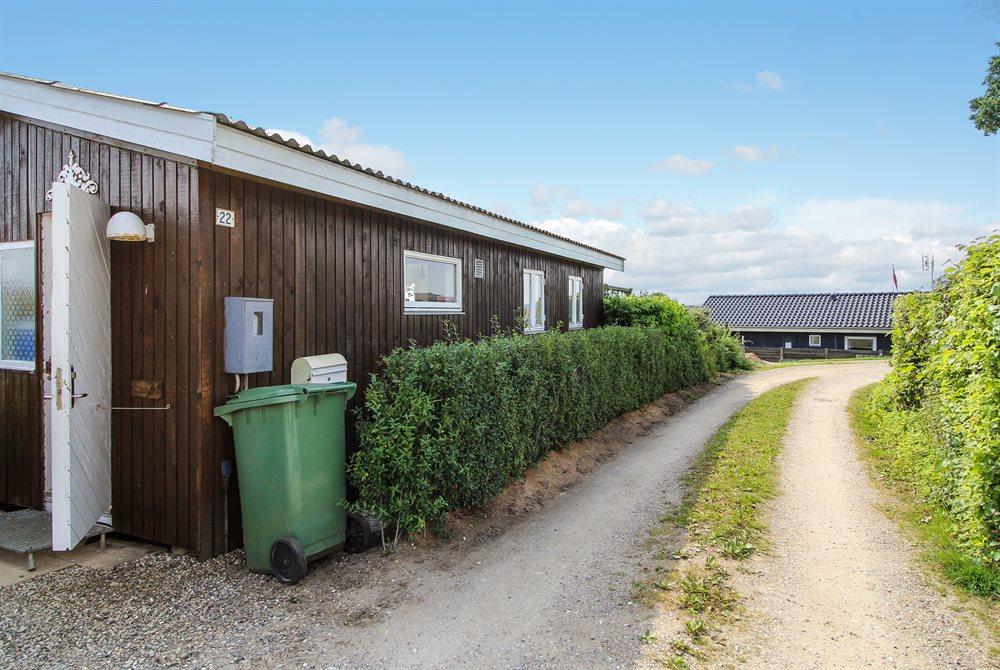 Ferienhaus in Sönderby für 6 Personen