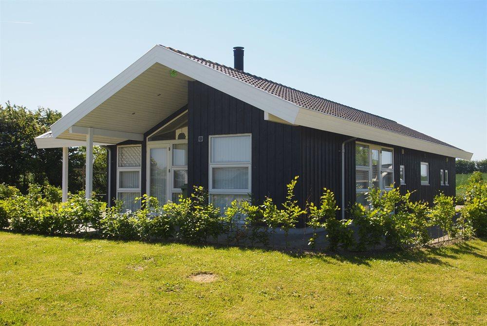Ferienhaus in Lavensby Strand für 6 Personen