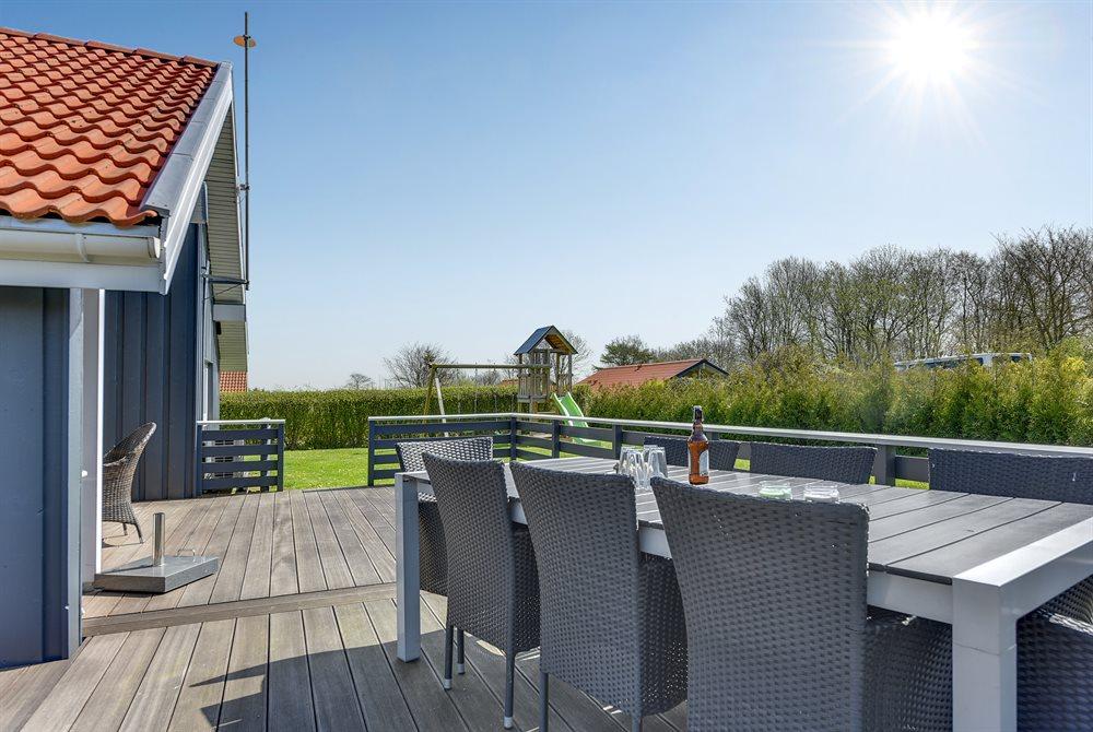 Ferienhaus in Mommark für 10 Personen