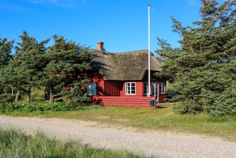 Ferienhaus in Vejers Strand für 6 Personen
