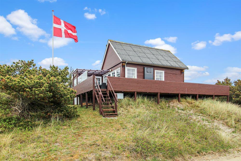Ferienhaus in Vejers Strand für 4 Personen