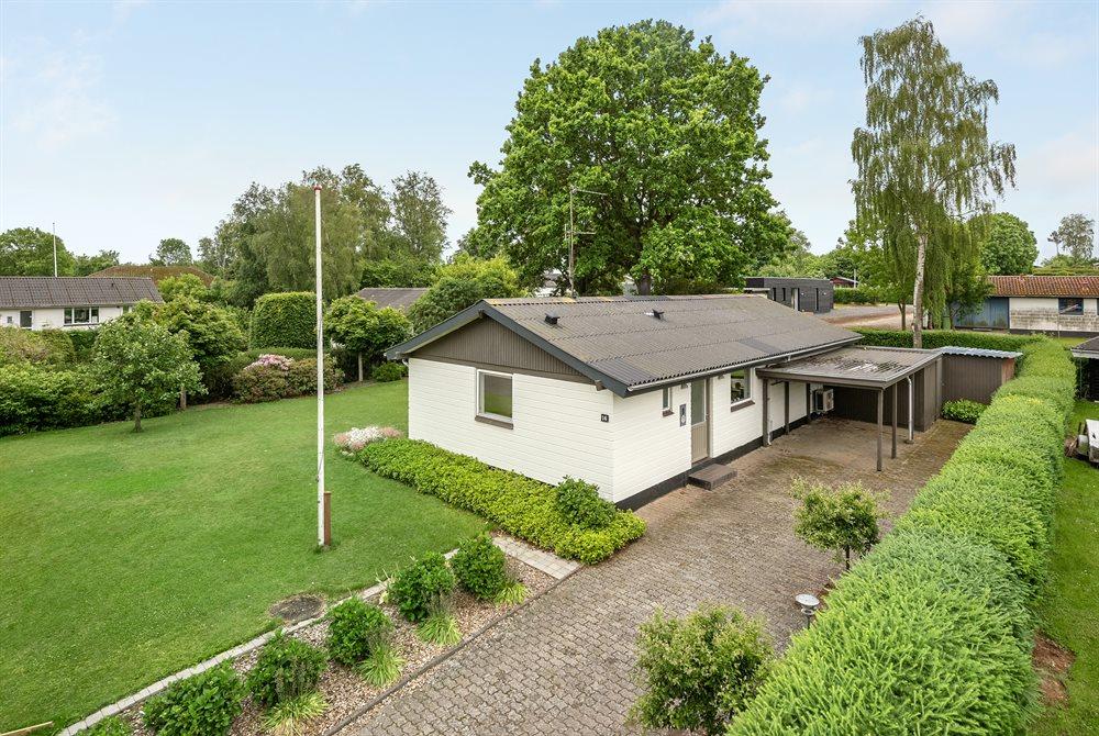 Ferienhaus in Loddenhöj für 4 Personen
