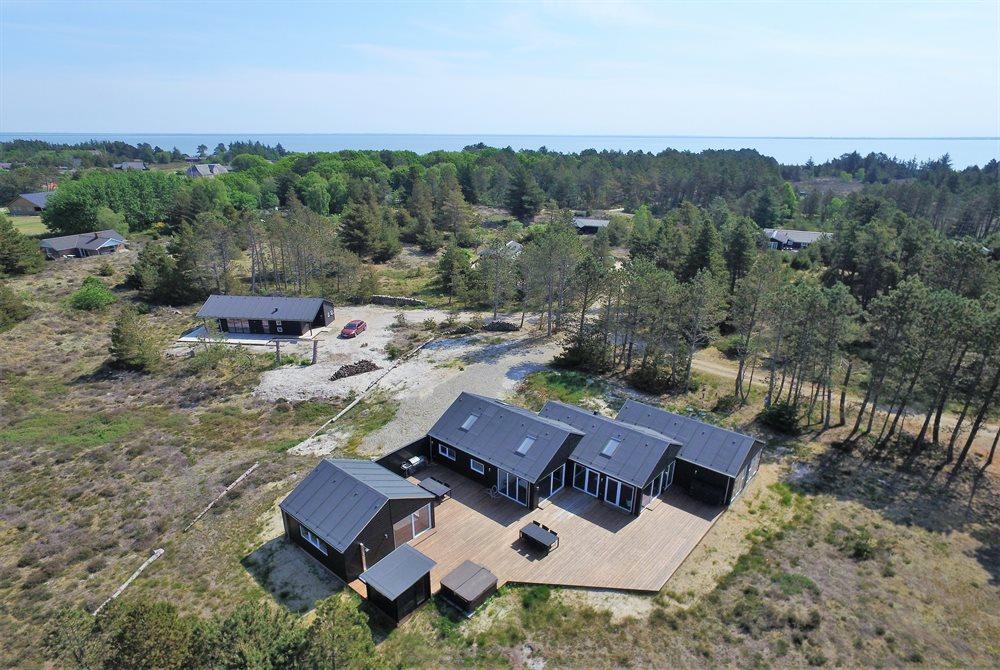 Ferienhaus in Römö, Vadehav für 12 Personen