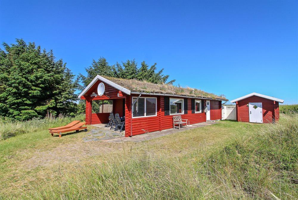 Ferienhaus in Römö, Bolilmark für 6 Personen