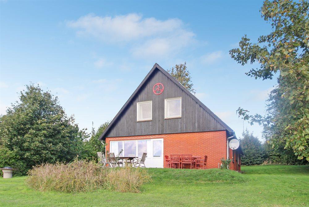 Ferienhaus in Boderne für 12 Personen