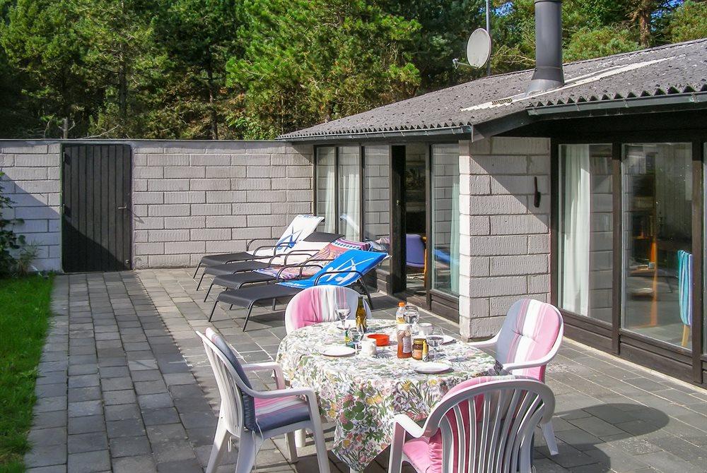 Ferienhaus in Snogebäk für 6 Personen