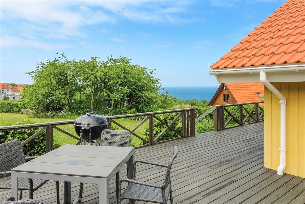 Ferienhaus in Vang für 6 Personen