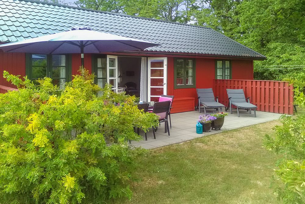 Ferienhaus in Dueodde Ferieby für 6 Personen