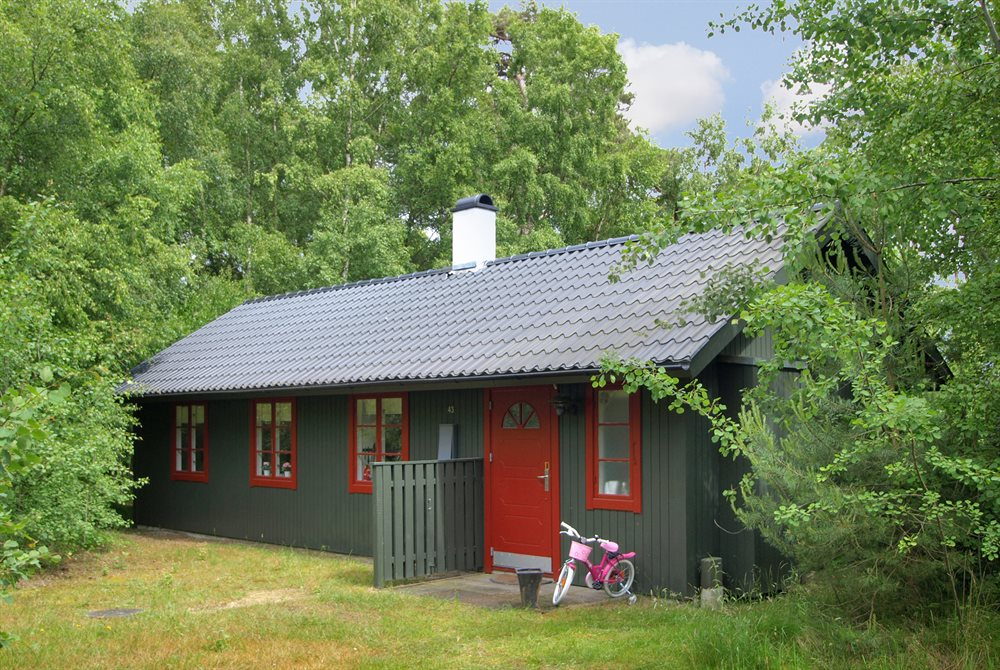 Ferienhaus in Dueodde Ferieby für 5 Personen