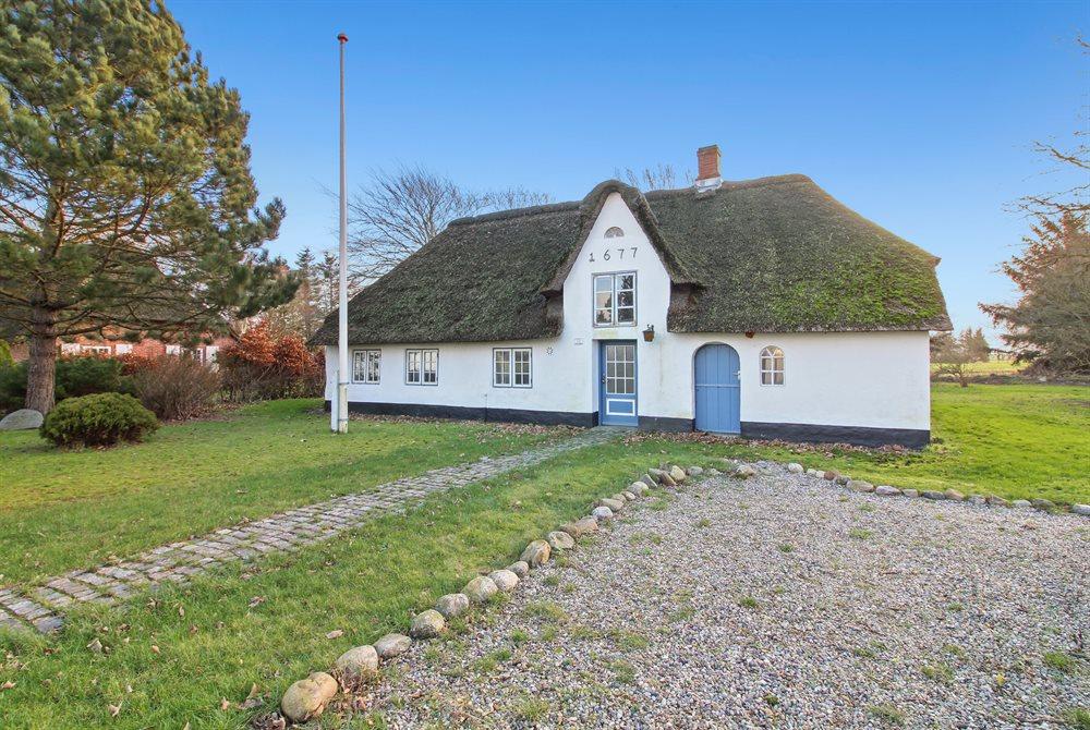 Ferienhaus in Höjer für 4 Personen